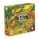 PIATNIK 807299 Speedy Roll & Friends - Kinderspiel
