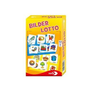 Noris 606094219 - Bilder Lotto -Mitbringspiel