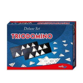 Noris 606104603 - Deluxe Set - Triodomino