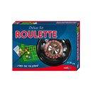 Noris 606104613 - Deluxe Set - Roulette 25cm