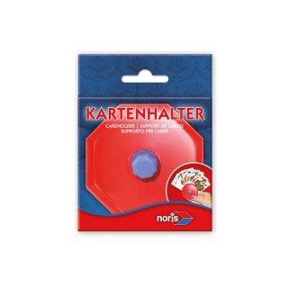 Noris 606154619 - Spielkartenhalter aus Kunststoff
