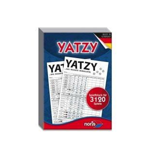 Noris 606194305 - Yatzy Spielblock
