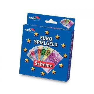 Noris 606521013 - Euro-Spielgeld Scheine