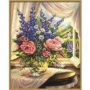 Schipper 609130601 - MNZ - Blumen am Fenster