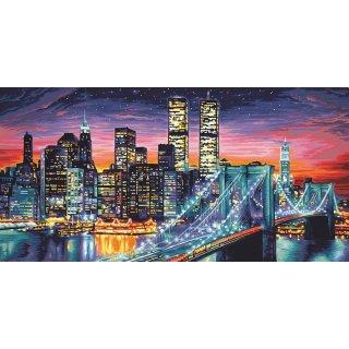 Schipper 609220369 - MNZ - Manhattan bei Nacht