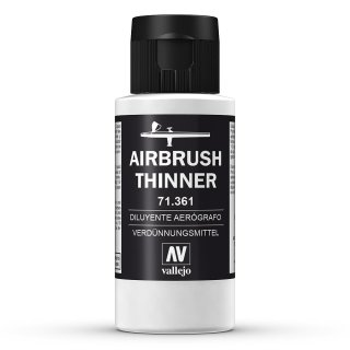 Vallejo (771361) Airbrush Verdünner, 60 ml