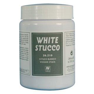 Vallejo (726210) Weißer Gips, 200 ml