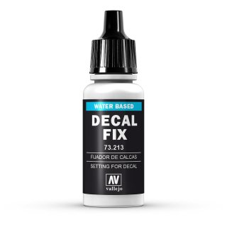 Vallejo (773213) Decal Fix, 17 ml