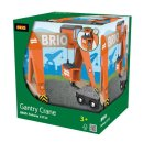 BRIO 33732  Container-Verladekran