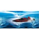 REVELL 24128 Speed Boat Maxi, schwarz