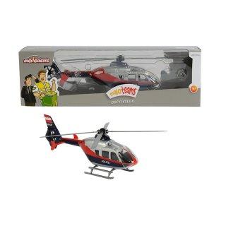 DICKIE 213565976013 - A - Hubschrauber Polizei, 21cm