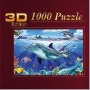 SpielSpass - 3D Edition - Delphine, Puzzle 1000 Teile