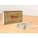 PIATNIK 632884 - Klassisches Spiel Domino, 55 Steine (in...