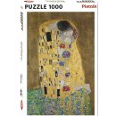 PIATNIK 557545 - Puzzle Der Kuss - Klimt  metallic