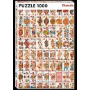 PIATNIK 543746 - 1.000 T. Spielkarten