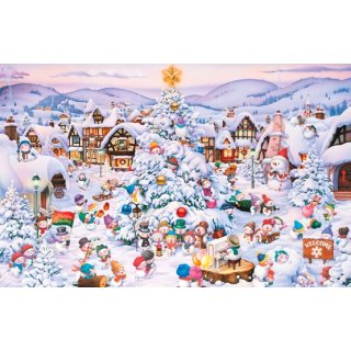 PIATNIK 566042 - PUZZLE 1000 T. Christmas Choir