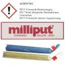 Milliput Modelliermasse Standard (ca. 113g) -das Original-
