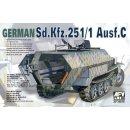 AFV-Club-AF35078-SDKFZ 251 AUSF C