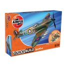 Airfix - J6000 Spitfire Quickbuild