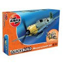 Airfix - J6001 Messerschmitt 109 Quickbuild
