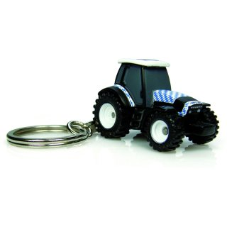 UH 2093 - Traktor Deutz-Fahr 10 years Agroton 1995-2005 Schlüsselanhänger