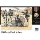 MASTER BOX 3591 U.S. in Iraq, Checkpoint