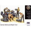 MASTER BOX 3560 German Motorcycle repair team