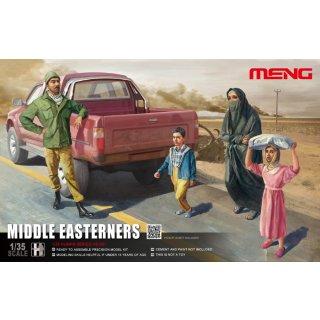 MENG-Model (910067) 1/35 Naher Osten, Personen