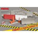 MENG-Model (910425) 1/35 Strassensperren und Pylonen