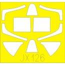 Eduard Accessories JX126-Spitfire Mk.Vb for Hobby Boss 1:32