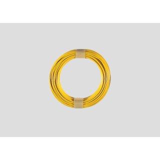 MÄRKLIN (07103) Kabel gelb 10 m 0,14mm²