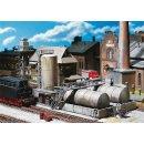FALLER (120157) Öllager mit Dieseltankstelle