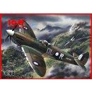 ICM - 48067 Spitfire Mk.VIII,WWII British Fighter  1:48