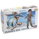 Hasegawa  (660133) EGG PLANE Hughes 500