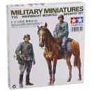 1:35 WWII Dt. Infanterie (beritten)