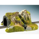 NOCH ( 02200 ) Tunnel 1-gleisig, gerade, 34 x 27 cm H0