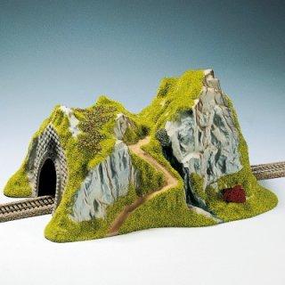 NOCH ( 48670 ) Tunnel, 1-gleisig, gerade, 31 x 18 cm TT