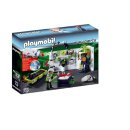 PLAYMOBIL® 4880 - Robo-Gangster Labor mit...