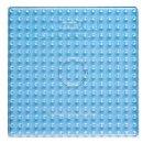 Hama 8214 Maxi transp. Stiftplatte -  großes Quadrat